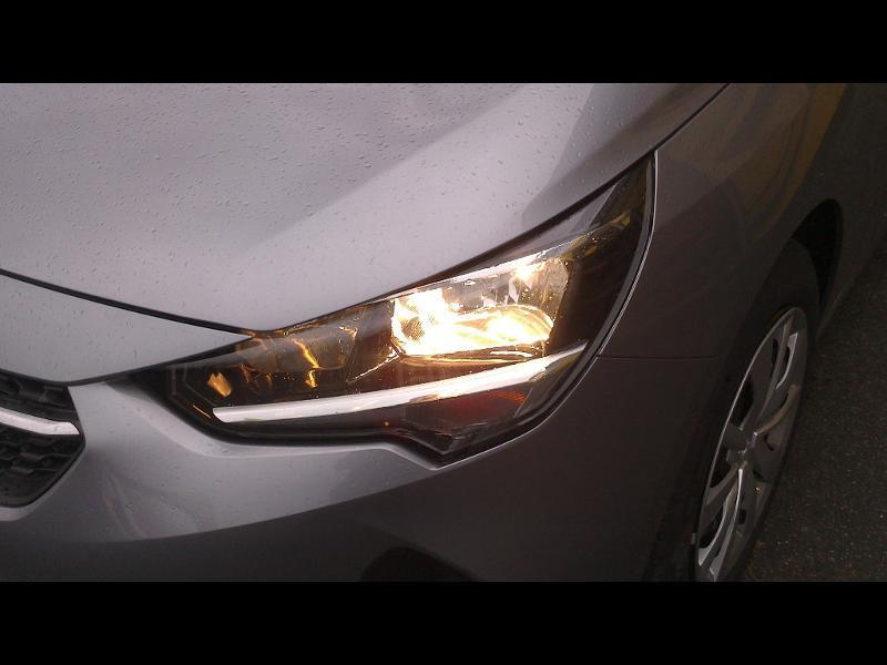 Opel Corsa Edition Business Batterie 100Kw 136cv RAT (2020A) Gris occasion à Vert-Saint-Denis - photo n°7