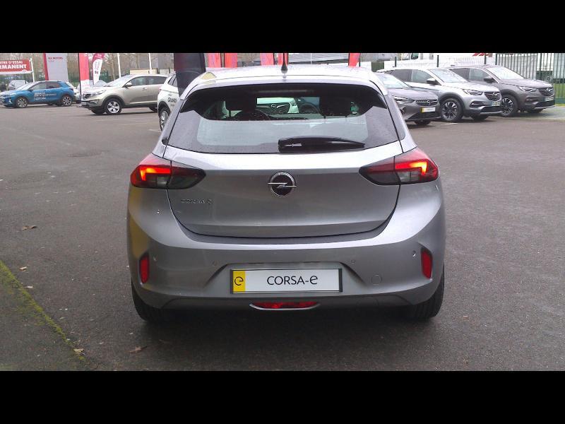 Opel Corsa Edition Business Batterie 100Kw 136cv RAT (2020A) Gris occasion à Vert-Saint-Denis - photo n°5