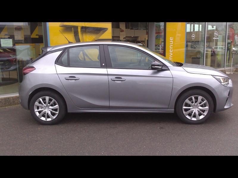 Opel Corsa Edition Business Batterie 100Kw 136cv RAT (2020A) Gris occasion à Vert-Saint-Denis - photo n°3