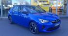 Opel Corsa GS LINE 1.2 Turbo 100ch BVM6 (2021A) Bleu à vert-saint-denis 77