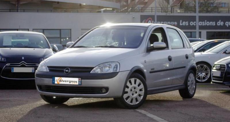 Opel Corsa III 1.2 16S COMFORT 5P Gris occasion à Chambourcy