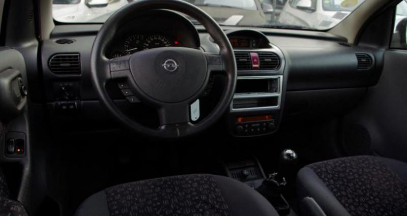 Opel Corsa III 1.2 16S COMFORT 5P Gris occasion à Chambourcy - photo n°2