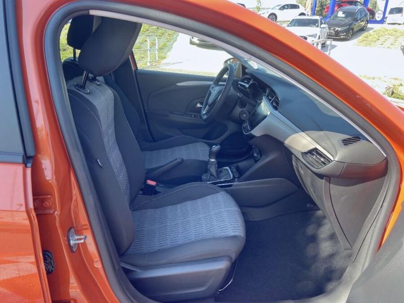 Opel Corsa NEW 1.2 75 EDITION Clim JA 16 Orange occasion à Montauban - photo n°7