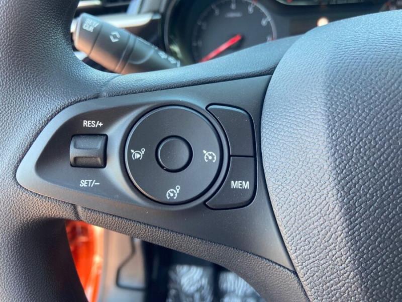 Opel Corsa NEW 1.2 75 EDITION Clim JA 16 Orange occasion à Montauban - photo n°13