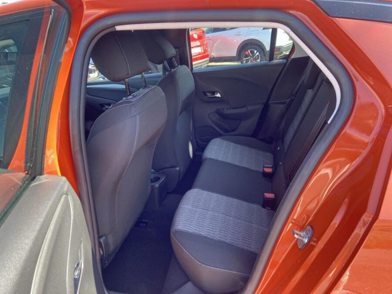 Opel Corsa NEW 1.2 75 EDITION Clim JA 16 Orange occasion à Montauban - photo n°6