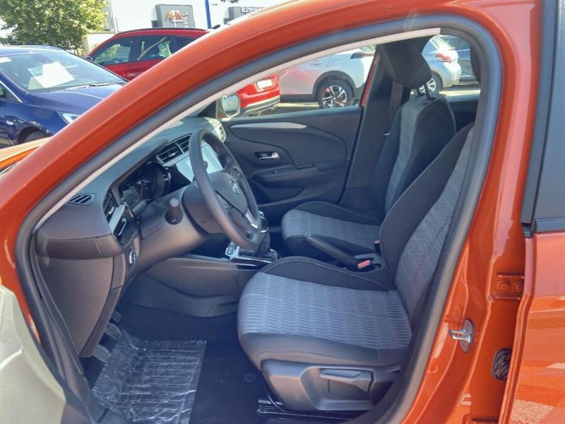 Opel Corsa NEW 1.2 75 EDITION Clim JA 16 Orange occasion à Montauban - photo n°5