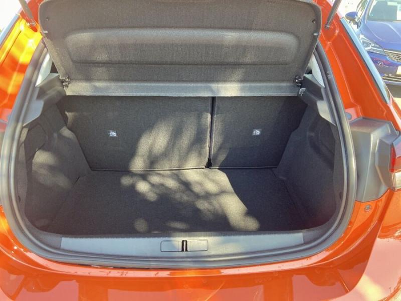 Opel Corsa NEW 1.2 75 EDITION Clim JA 16 Orange occasion à Montauban - photo n°8