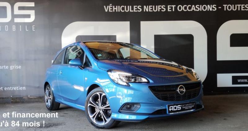 Opel Corsa V 1.4 Turbo 150ch S Start/Stop 3p Bleu occasion à Diebling