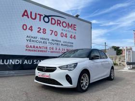 Opel Corsa Blanc, garage AUTODROME à Marseille 10