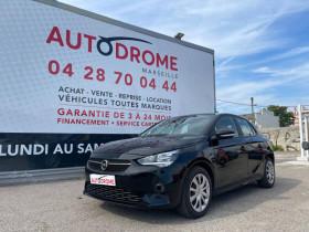 Opel Corsa Noir, garage AUTODROME à Marseille 10