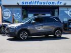 Opel Crossland X 1.2 TURBO 110 BV6 DESIGN 120 ANS GPS Caméra Gris à Carcassonne 11