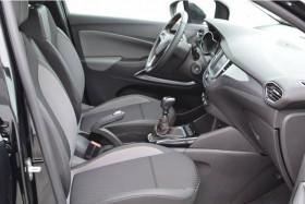 Opel Crossland X 1.2 TURBO 110 CH ELEGANCE Noir occasion à Biganos - photo n°2