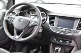 Opel Crossland X 1.2 TURBO 110 CH ELEGANCE Noir occasion à Biganos - photo n°3