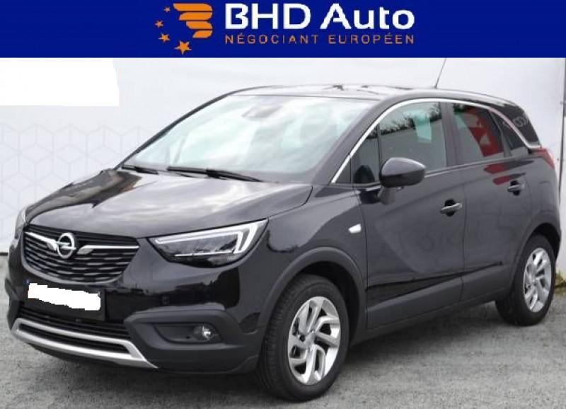 Opel Crossland X occasion 2020 mise en vente à Biganos par le garage BHD AUTO - photo n°1