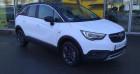 Opel Crossland X 1.2 Turbo 110ch 2020 6cv Blanc à vert-saint-denis 77
