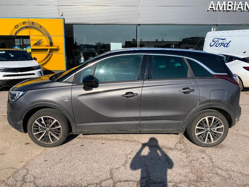 Opel Crossland X 1.2 Turbo 110ch Design 120 ans Euro 6d-T Gris occasion à Auxerre - photo n°3