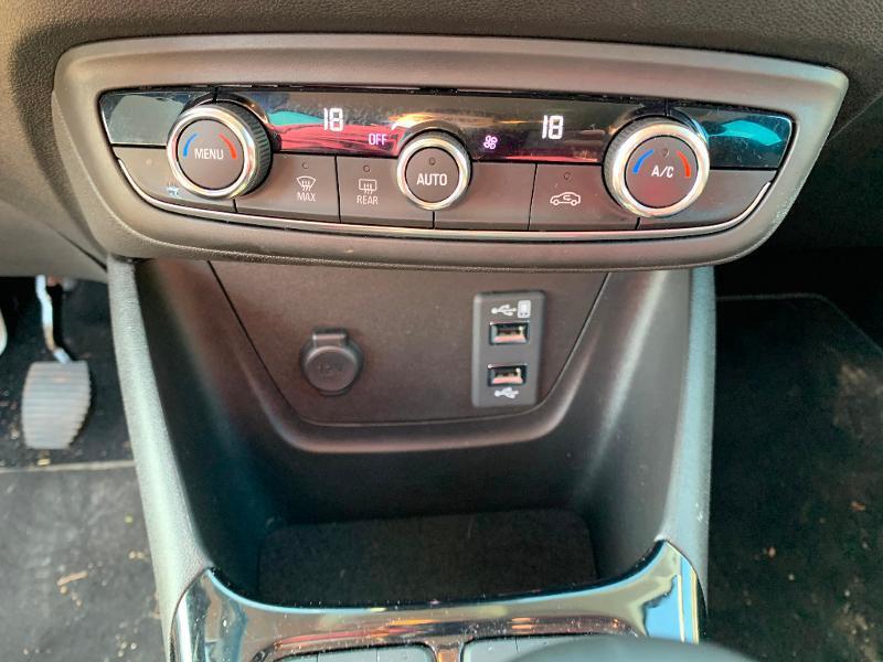 Opel Crossland X 1.2 Turbo 110ch Design 120 ans Euro 6d-T Gris occasion à Auxerre - photo n°10