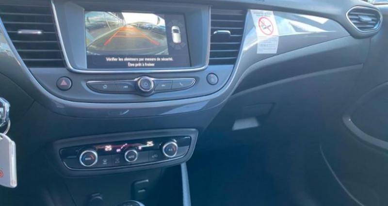 Opel Crossland X 1.2 Turbo 110ch Elegance 6cv Gris occasion à vert-saint-denis - photo n°4