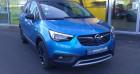 Opel Crossland X 1.2 Turbo 110ch Elegance 6cv Bleu à vert-saint-denis 77