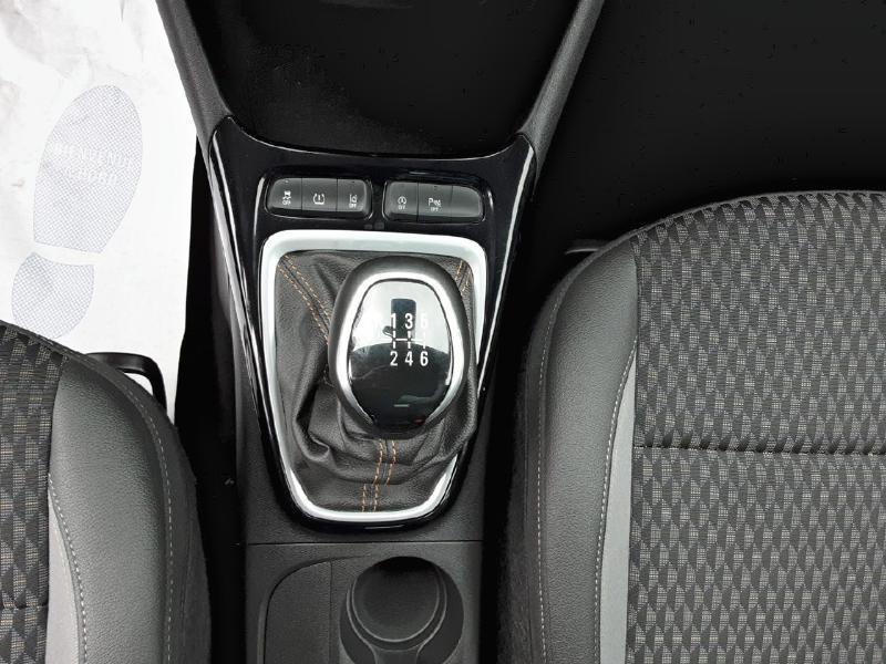 Opel Crossland X 1.2 Turbo 110ch Elegance 6cv Noir occasion à Vert-Saint-Denis - photo n°12