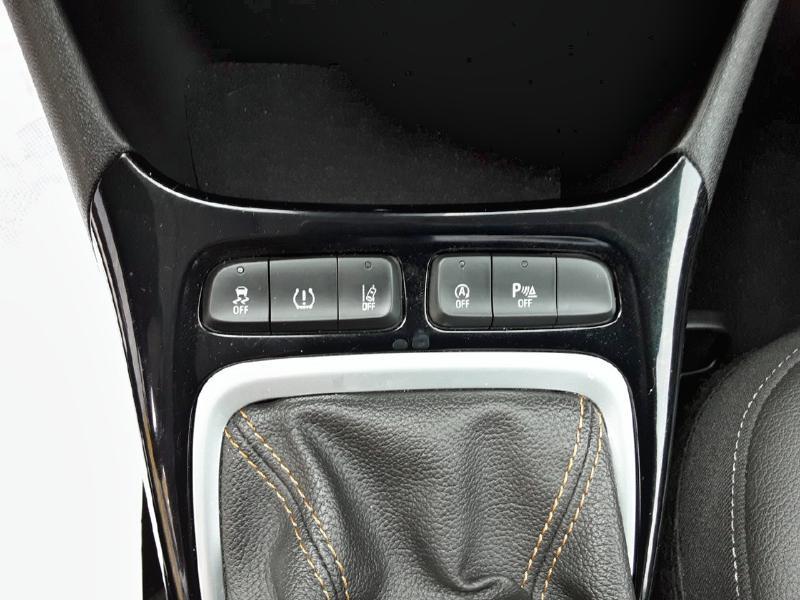 Opel Crossland X 1.2 Turbo 110ch Elegance 6cv Noir occasion à Vert-Saint-Denis - photo n°20