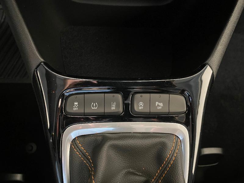 Opel Crossland X 1.2 Turbo 110ch Elegance 6cv Blanc occasion à Meaux - photo n°20