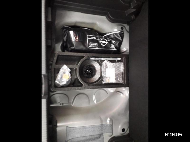 Opel Crossland X 1.2 Turbo 110ch Elegance 6cv Gris occasion à Montévrain - photo n°10