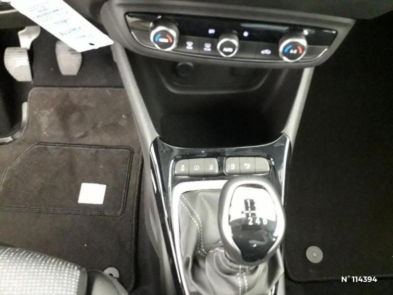 Opel Crossland X 1.2 Turbo 110ch Elegance 6cv Gris occasion à Montévrain - photo n°14
