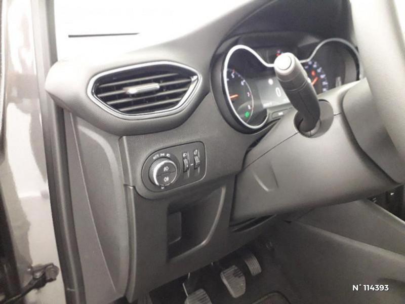 Opel Crossland X 1.2 Turbo 110ch Elegance 6cv Gris occasion à Montévrain - photo n°18