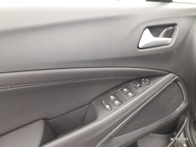 Opel Crossland X 1.2 Turbo 110ch Elegance 6cv Gris occasion à Montévrain - photo n°19