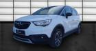 Opel Crossland X 1.2 Turbo 110ch Innovation BVA Euro 6d-T Blanc à La Rochelle 17