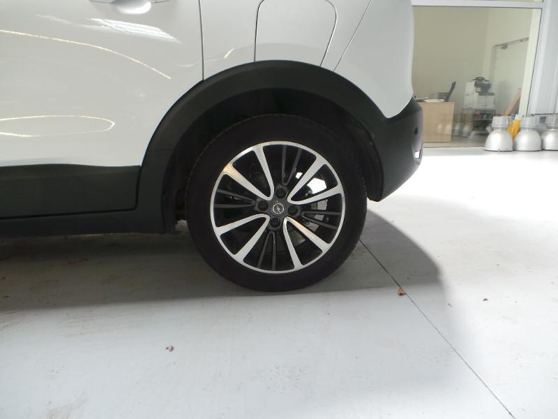 Opel Crossland X 1.2 Turbo 110ch Innovation BVA Blanc occasion à Corbeil-Essonnes - photo n°5