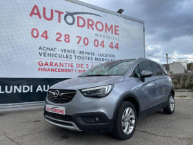 Opel Crossland X Gris, garage AUTODROME à Marseille 10