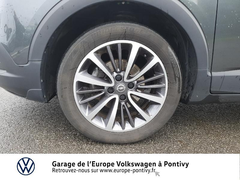 Opel Crossland X 1.2 Turbo 130ch Innovation Gris occasion à PONTIVY - photo n°16