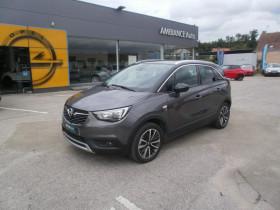 Opel Crossland X occasion à Auxerre