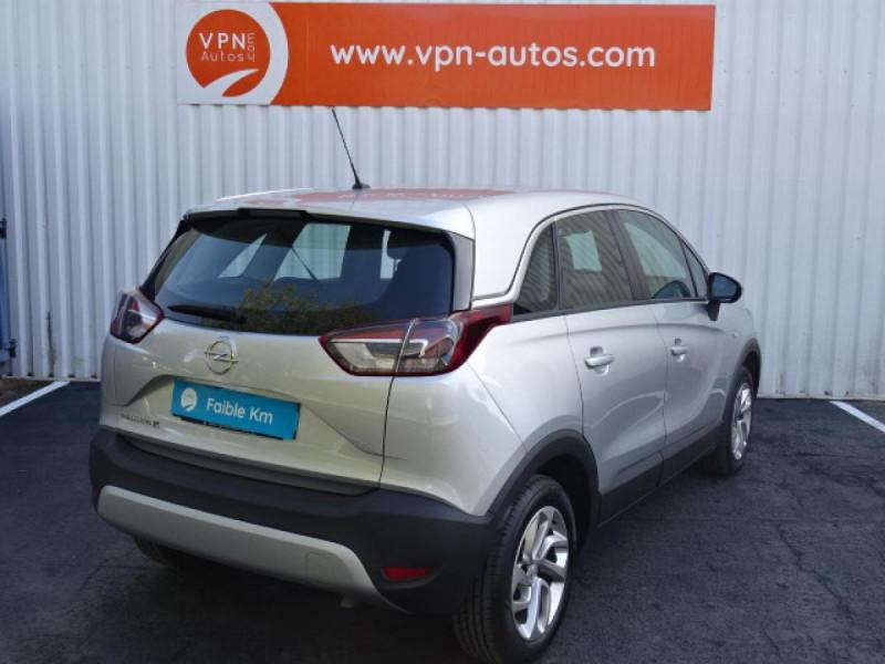 Opel Crossland X 1.5 CDTI - 120 - BVA - S&S  Innovation PHASE 1  occasion à Labège - photo n°7
