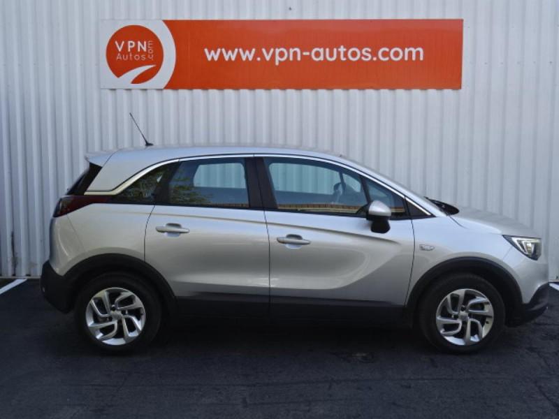 Opel Crossland X 1.5 CDTI - 120 - BVA - S&S  Innovation PHASE 1  occasion à Labège - photo n°8