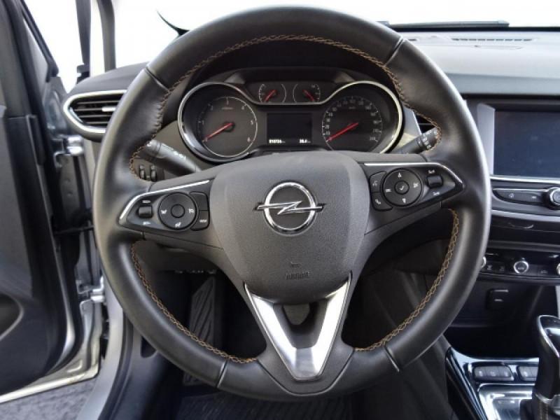 Opel Crossland X 1.5 CDTI - 120 - BVA - S&S  Innovation PHASE 1  occasion à Labège - photo n°12