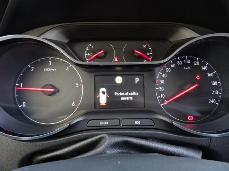 Opel Crossland X 1.5 CDTI - 120 - BVA - S&S  Innovation PHASE 1  occasion à Labège - photo n°13