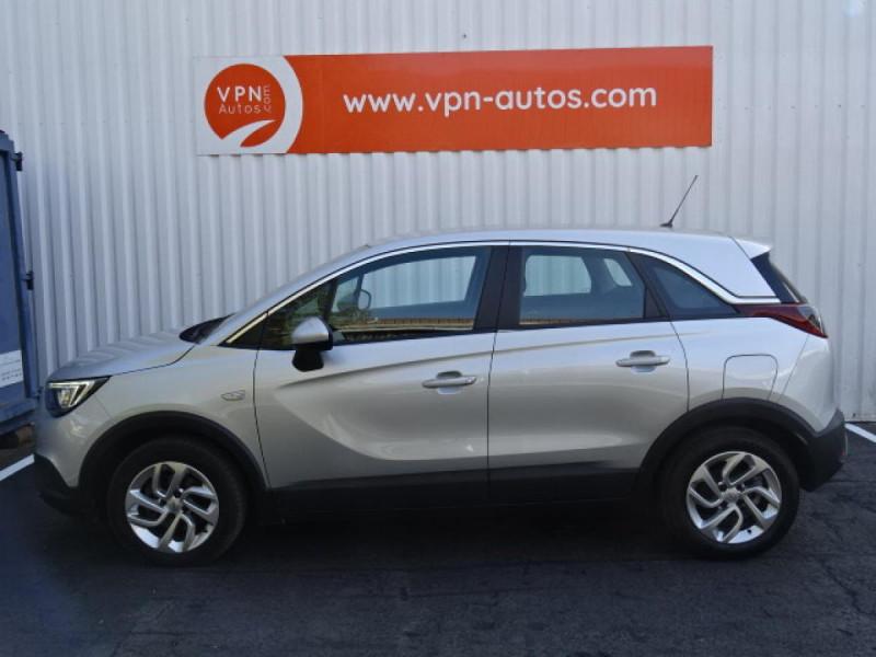 Opel Crossland X 1.5 CDTI - 120 - BVA - S&S  Innovation PHASE 1  occasion à Labège - photo n°4