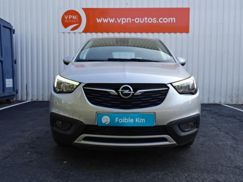 Opel Crossland X 1.5 CDTI - 120 - BVA - S&S  Innovation PHASE 1  occasion à Labège - photo n°2