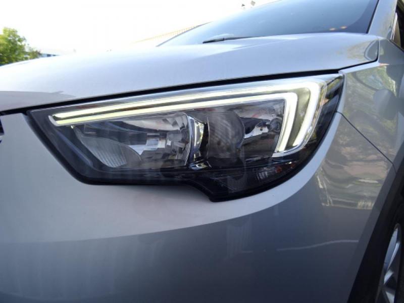 Opel Crossland X 1.5 CDTI - 120 - BVA - S&S  Innovation PHASE 1  occasion à Labège - photo n°9