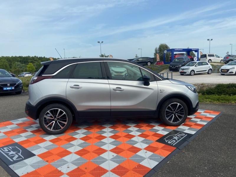 Opel Crossland X 1.5 D 102 BV6 DESIGN 120 ANS GPS Caméra Gris occasion à Montauban - photo n°6