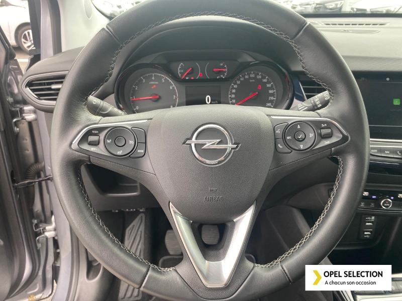 Opel Crossland X 1.5 D 102ch Design 120 ans Euro 6d-T Gris occasion à CASTRES - photo n°18