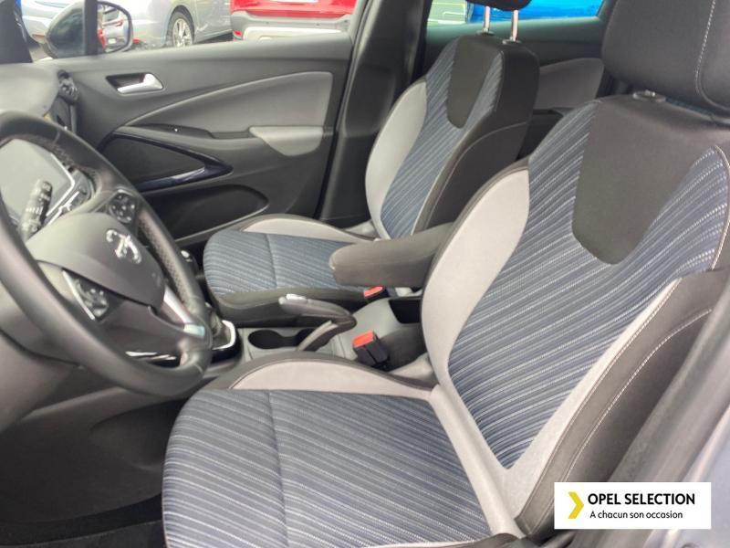Opel Crossland X 1.5 D 102ch Design 120 ans Euro 6d-T Gris occasion à CASTRES - photo n°9