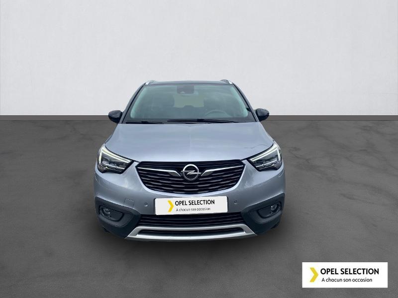 Opel Crossland X 1.5 D 102ch Design 120 ans Euro 6d-T Gris occasion à CASTRES - photo n°2