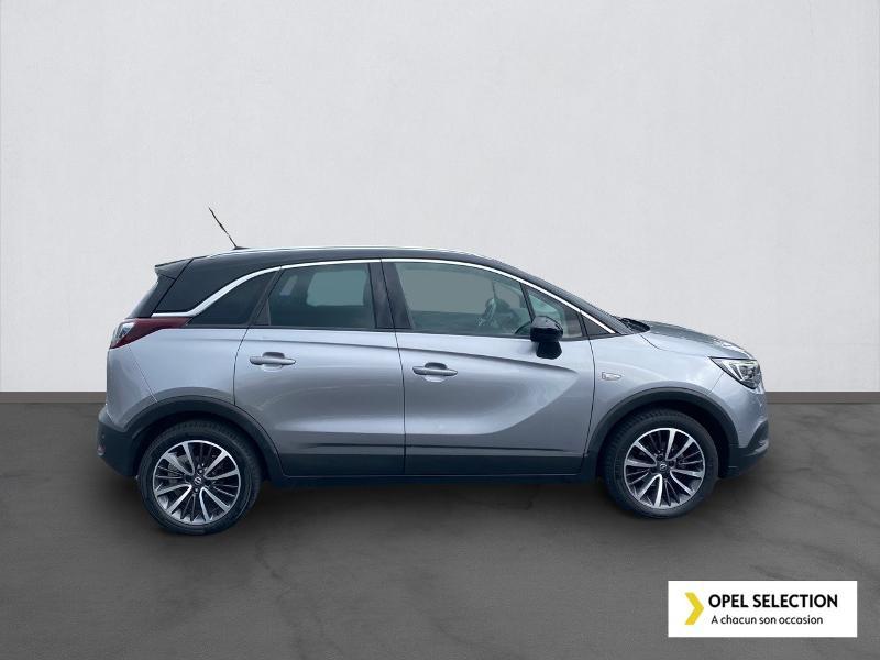 Opel Crossland X 1.5 D 102ch Design 120 ans Euro 6d-T Gris occasion à CASTRES - photo n°4