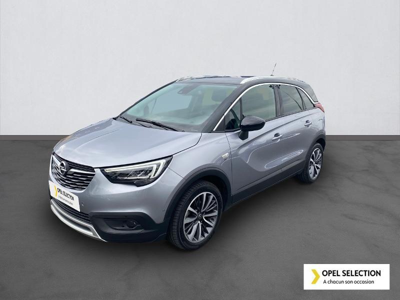 Opel Crossland X 1.5 D 102ch Design 120 ans Euro 6d-T Gris occasion à CASTRES