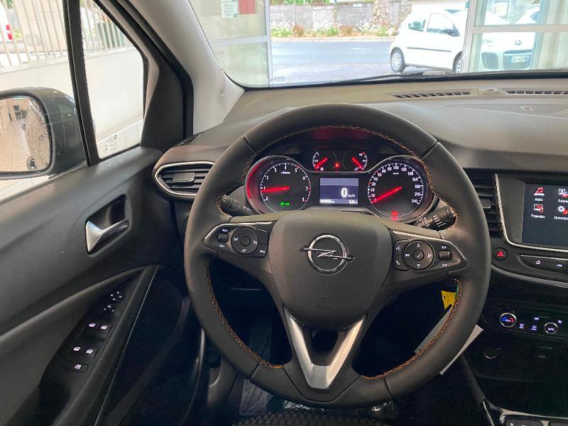 Opel Crossland X 1.5 D 102ch Elegance Euro 6d-T Gris occasion à Lognes - photo n°11