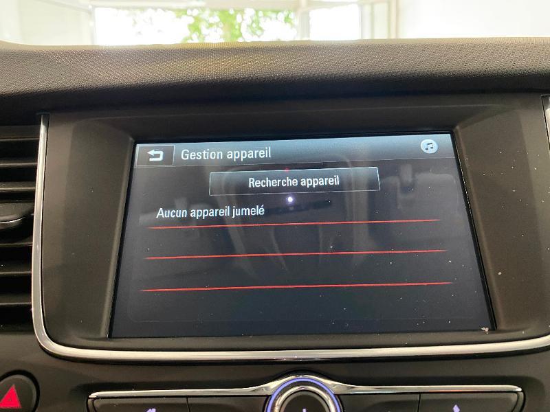 Opel Crossland X 1.5 D 102ch Elegance Euro 6d-T Gris occasion à Lognes - photo n°15